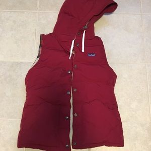 Penfield for Madewell women's down vest